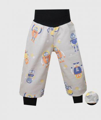 Waterproof Softshell Pants Robots