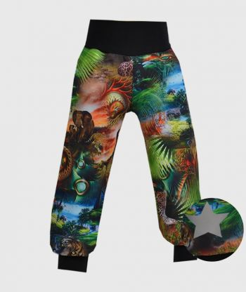 Waterproof Softshell Pants Safari