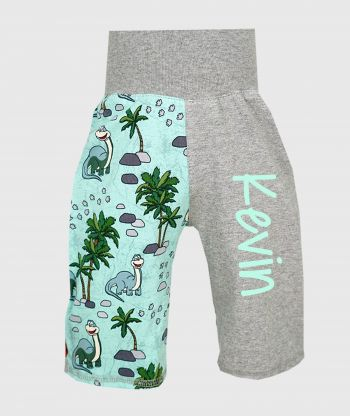 Short Pants Dino Mint