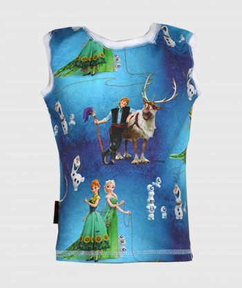 Tank Top Frozen
