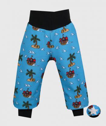 Waterproof Softshell Pants Pirates Ships