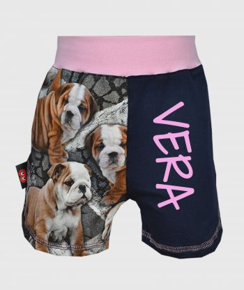 Short Pants Bulldogs
